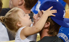 Бекхэм сделал тату в виде мультика по просьбе дочери
