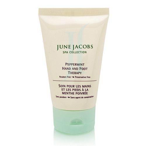 June Jacobs, Spa Collection Скраб для рук и ног с перечной мятой