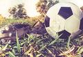 Девушка и футбол