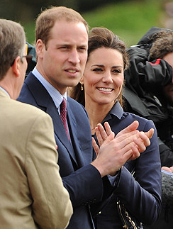 Принц Уильяма (Prince William) и Кейт Миддлтон (Kate Middleton)