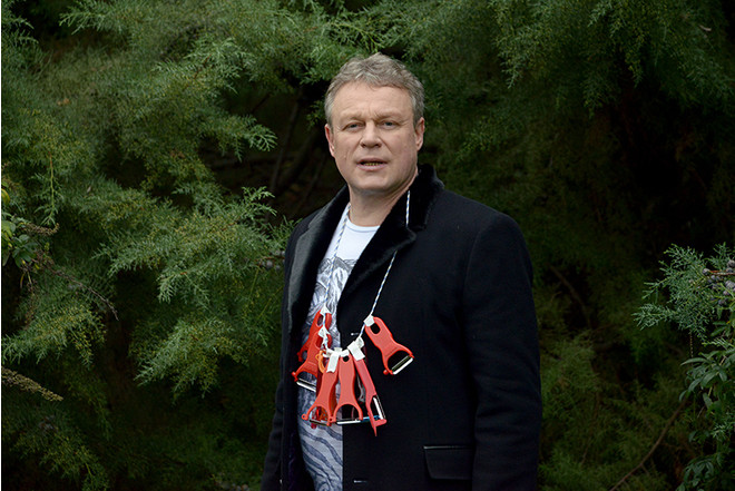 Сергей Жигунов сыграл олигарха в розыске в новом сериале