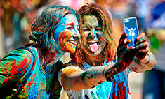 Фестиваль красок в Ростове: найди себя на фото!