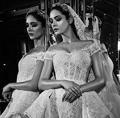 Платья Zuhair Murad, увидев которые хочется замуж