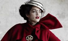Наследие Dior: Марион Котийяр примерила образы из прошлого