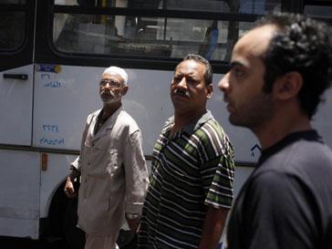 Египет - ЧП в автобусе