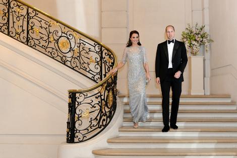 История любви Кейт Миддлтон и принца Уильяма в фотографиях   галерея [5] фото [2]