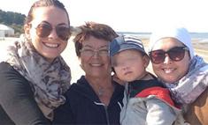 Родители Фриске потребовали встреч с внуком через органы опеки