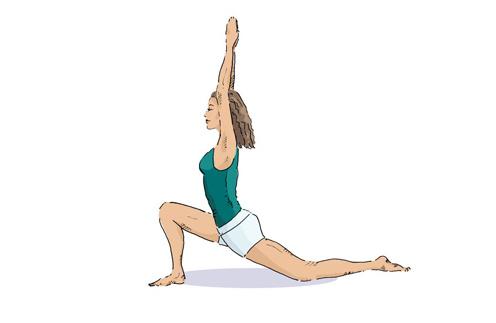 Йога для похудения пресса