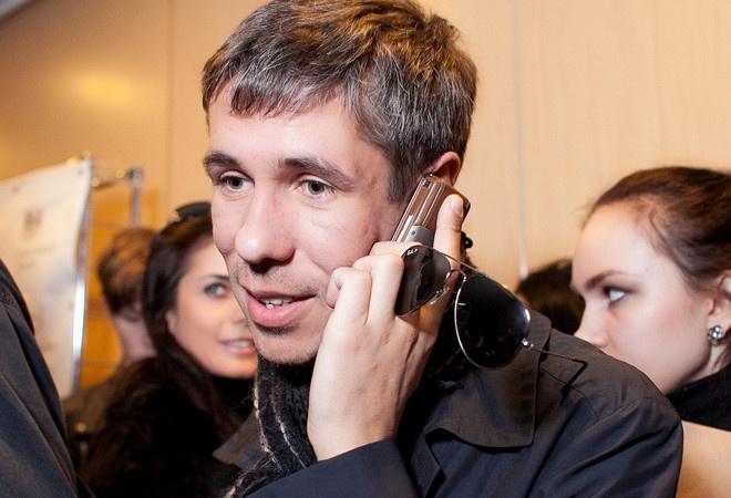 Алексей Панин ночует на вокзале