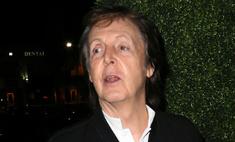 Пола Маккартни не пустили на вечеринку «Грэмми»