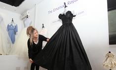 Платье принцессы Дианы ушло за $279 тыс.