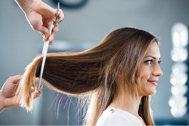 Стрижки для секущихся волос