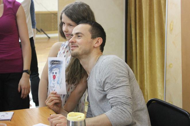 Ильшат Шабаев, танцы ТНТ