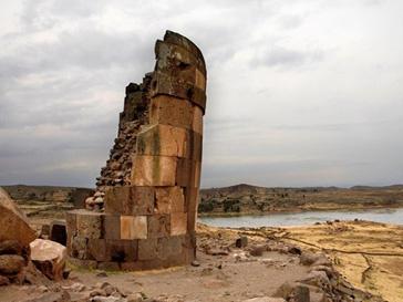 Перу - раскопки