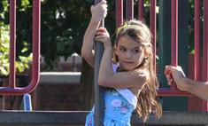 Сури Круз хочет стать гимнасткой