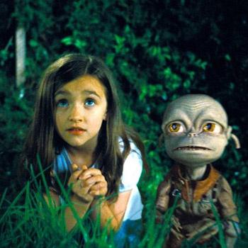 Кадр из фильма «Пришельцы на чердаке»