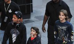 Дети Майкла Джексона стали соседями Бритни Спирс