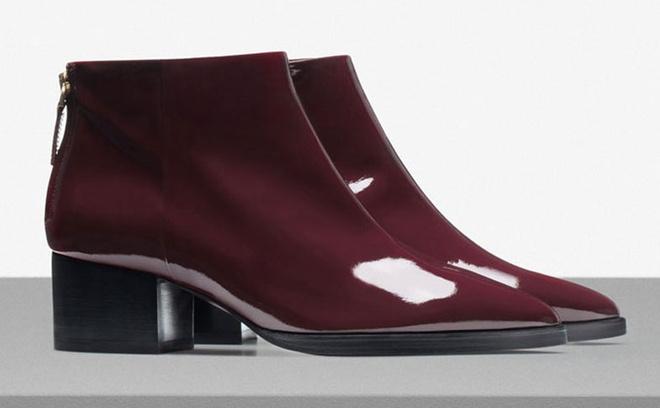 Ботинки Uterque, 9990 р.