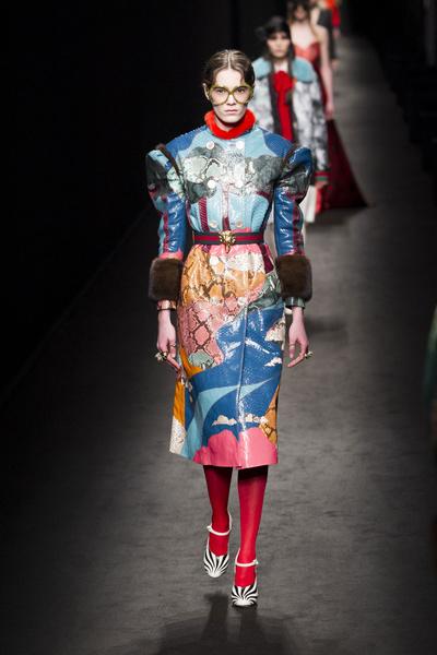 Самые красивые образы Недели моды в Милане | галерея [1] фото [19]