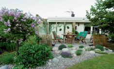 Как превратить маленький участок в цветущий сад?