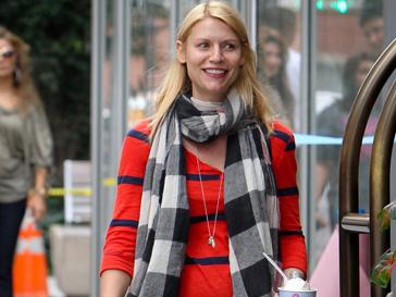 Клэр Дэнс (Claire Danes) стала мамой