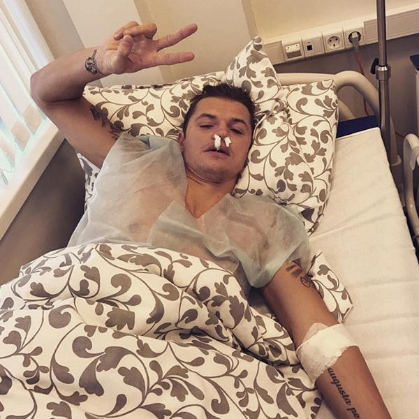 Супруг Бузовой перенес очередную операцию