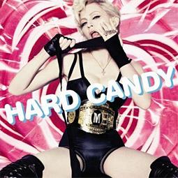 Обложка альбома Мадонны «Hard Candy»