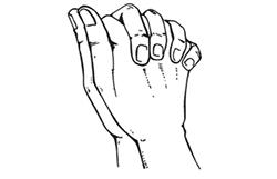 Мудра «Черепаха»