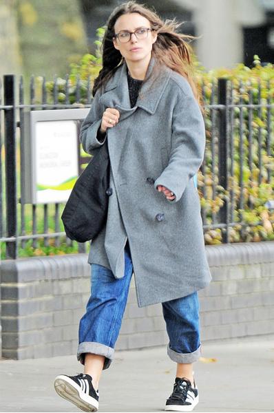 Как носить пальто: фото