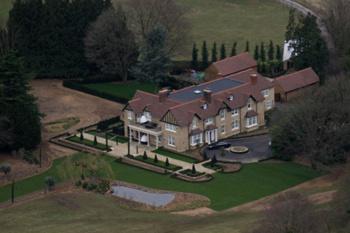 Полгода назад Шерил с мужем переехала в дом за 3,5 млн $