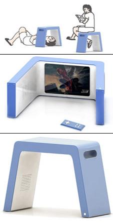 Дизайн под телевизор