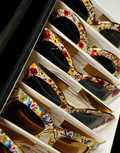 Коллекция аксессуаров Dolce & Gabbana осень-зима 2013/14