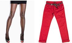 Юбка или брюки: мужской взгляд на женский гардероб