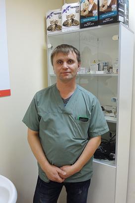 Виталий Владимирович Подопригора