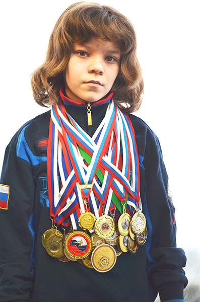 спортивная борьба, Ксения Батанова