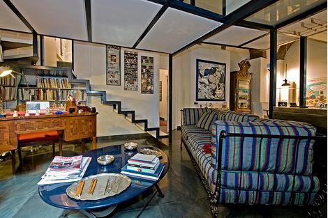 Топ-10: дизайнерские квартиры в Милане | галерея [7] фото [6]