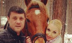Анастасии Волочковой написала жена Бахтияра