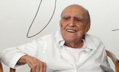 Легендарный архитектор Оскар Нимейер отметил 103-й день рождения