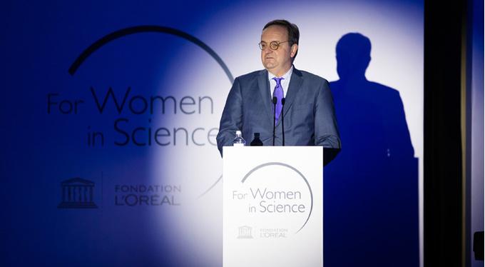 12-я церемония вручения стипендий L'ORÉAL-UNESCO «Для женщин в науке»