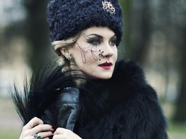 Рената Литвинова предпочитает мех