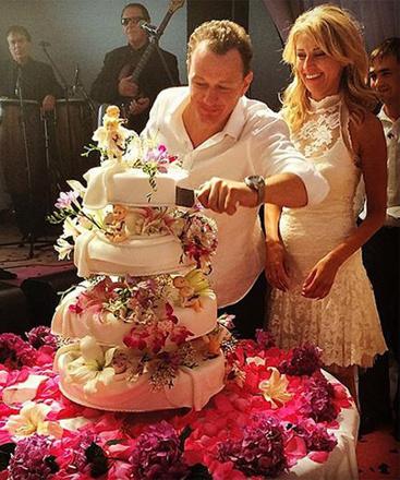 Марат Башаров и Татьяна Архарова фото
