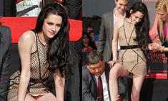 Кристен Стюарт носит утягивающее нижнее белье