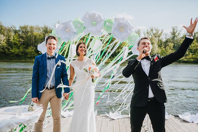 ведущие на свадьбу Самара