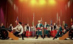 Липецкий театр танца «Казаки России» даст грандиозный концерт в честь своего юбилея
