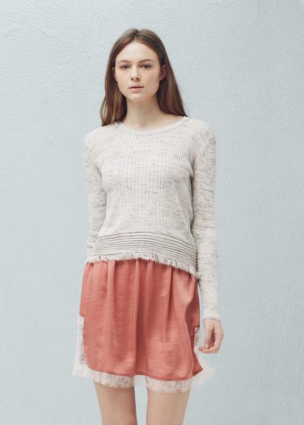 Блуза, юбка Mango, фото