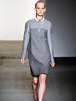 Calvin Klein, осень-зима 2011/2012