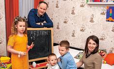 Даниил Спиваковский: о новой квартире, ремонте и детях
