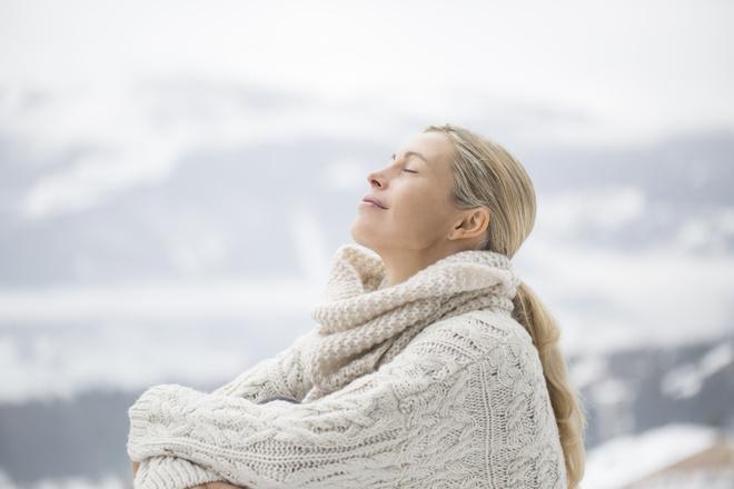 Витамины зимой, профилактика гриппа и простуды