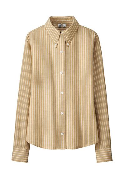 Рубашка Uniqlo U, 2999 р.