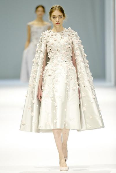 Лучшие свадебные платья из кутюрных коллекций | галерея [4] фото [2]